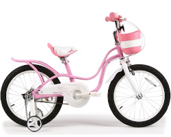 Велосипед Royal Baby Little Swan Steel 18 дюймов тормоза V-BRAKE